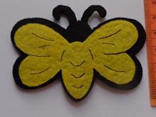 Аппликация-бабочка