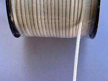 Замшевый шнур