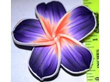 Цветок фимо