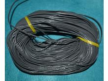 Кожаный шнур-10метров