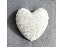 Заготовка из пенопласта-сердце