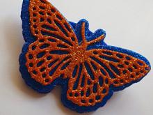 Резинка бабочка