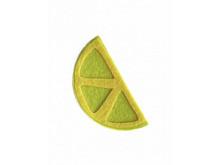 Аппликация из фетра  <Лимон >