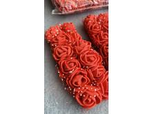 Розы из фоамирана ø2-2,5см