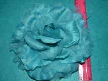 Цветок роза-17см