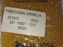 Бисер Preciosa 16020