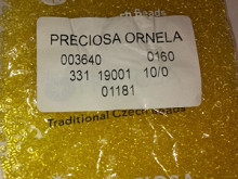 Бисер Preciosa 01181