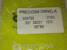 Бисер Preciosa 38786
