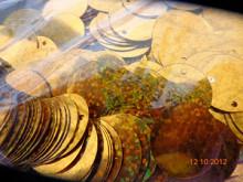 Пайетки монеты