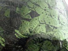 Пайетки листики